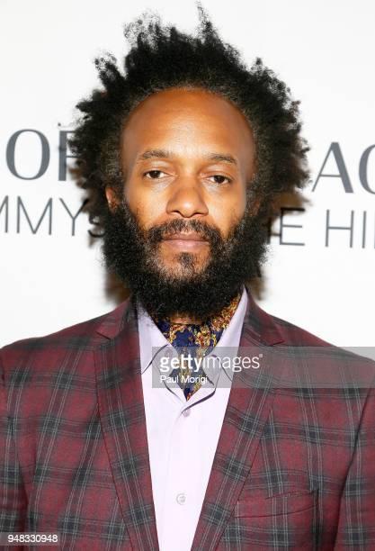 Musician Xavier Dphrepaulezz of Fantastic Negrito attends Grammys on the Hill Awards Dinner on April 18 2018 in Washington DC