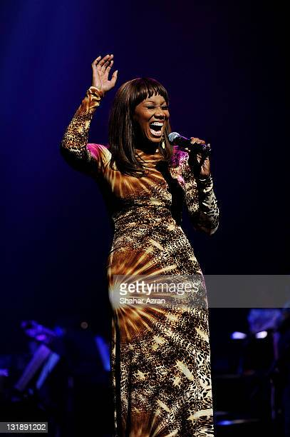 Musician Yolanda Adams performs at the 2011 Apollo Theater Spring Gala at The Apollo Theater on June 13 2011 in New York City