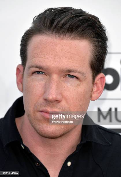 Musician Zach Filkins of OneRepublic attends the 2014 Billboard Music Awards at the MGM Grand Garden Arena on May 18 2014 in Las Vegas Nevada