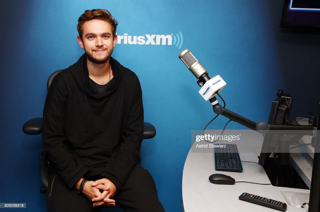 Celebrities Visit SiriusXM - July 21, 2017