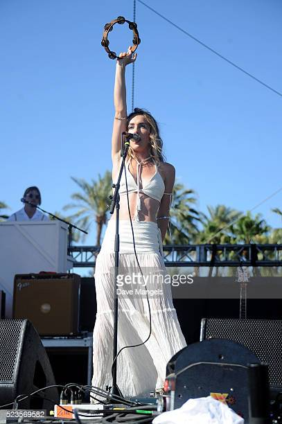 Musician Zella Day performs onstage during day 2 of the 2016 Coachella Valley Music & Arts Festival Weekend 2 at the Empire Polo Club on April 23,...