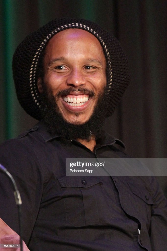 Musician Ziggy Marley speaks onstage at History Of Reggae: From The Roots, To The Seminal Artists And Beyond at The GRAMMY Museum on September 13, 2016 in Los Angeles, California.