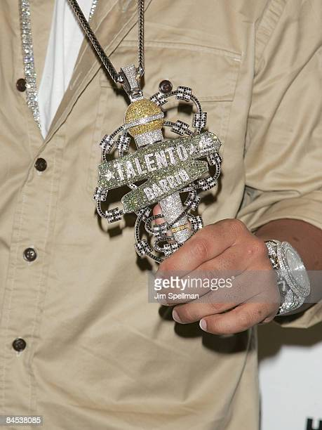Musician/Actor Daddy Yankee attends the after party for Talent of the Barrio for during the 9th Annual New York International Latino Film Festival at...