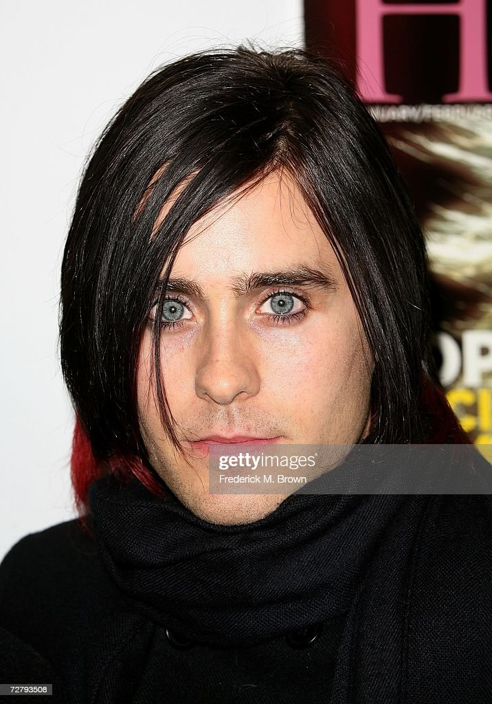 Musician/actor Jared Leto arrives at the Hollywood Life magazine's 6th Annual Breakthrough Awards held at Henry Fonda Music Box Theatre on December 10, 2006 in Hollywood, California.