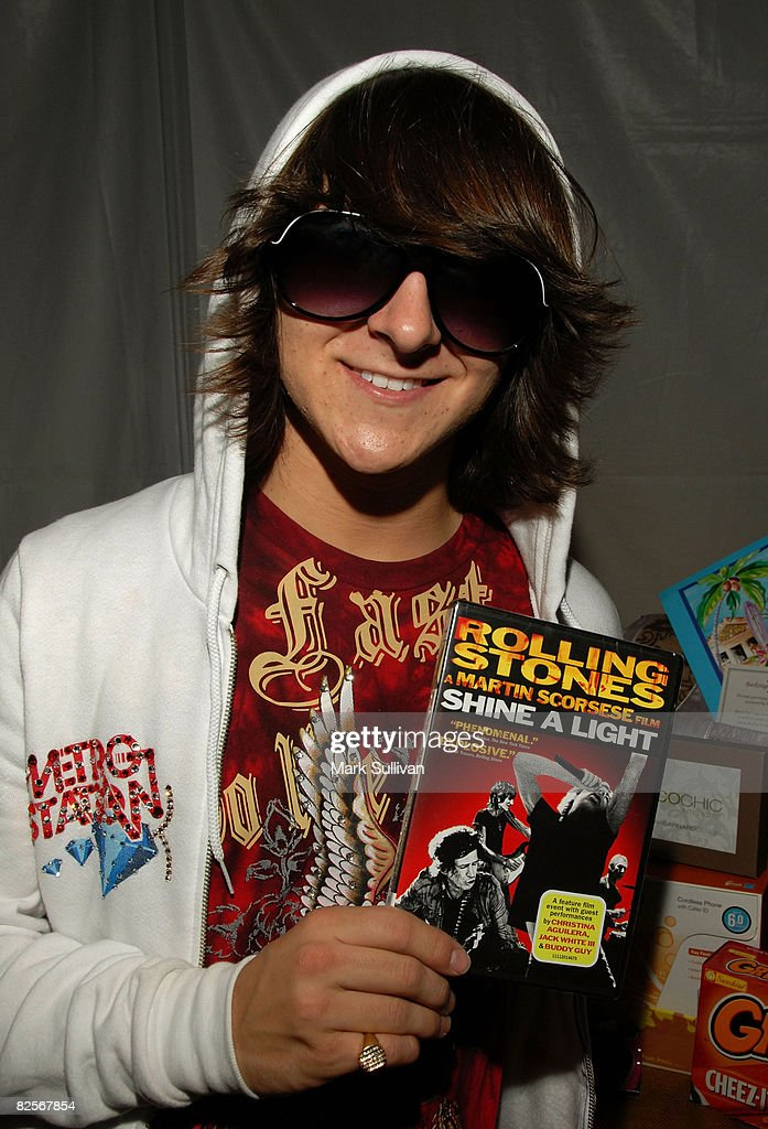 Mattel Celebrity Retreat produced by Backstage Creations at Teen Choice 2008 - Day 2 : News Photo