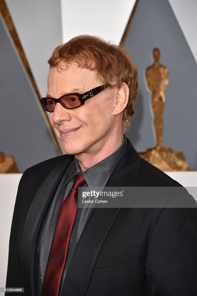 Musician/composer Danny Elfman attends the 88th Annual Academy Awards at Hollywood & Highland Center on February 28, 2016 in Hollywood, California.