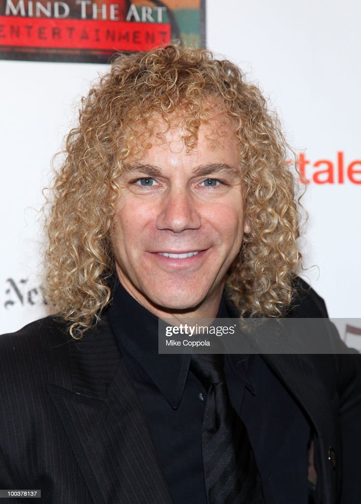 Musician/composer David Bryan arrives at the 55th Annual Drama Desk Awards at the FH LaGuardia Concert Hall at Lincoln Center on May 23, 2010 in New York City.