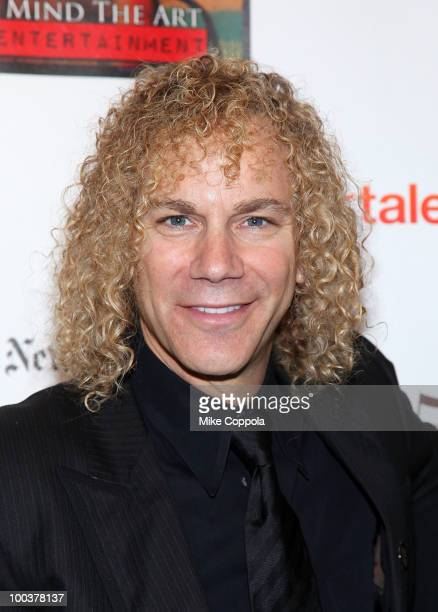 Musician/composer David Bryan arrives at the 55th Annual Drama Desk Awards at the FH LaGuardia Concert Hall at Lincoln Center on May 23 2010 in New...