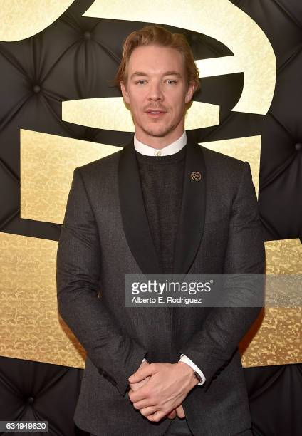 Musician/Producer Diplo attends The 59th GRAMMY Awards at STAPLES Center on February 12 2017 in Los Angeles California