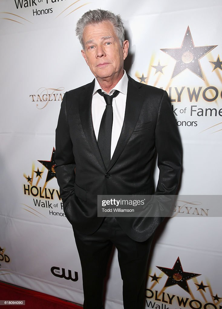 Musician/record producer David Foster attends the Hollywood Walk of Fame Honors at Taglyan Complex on October 25, 2016 in Los Angeles, California.