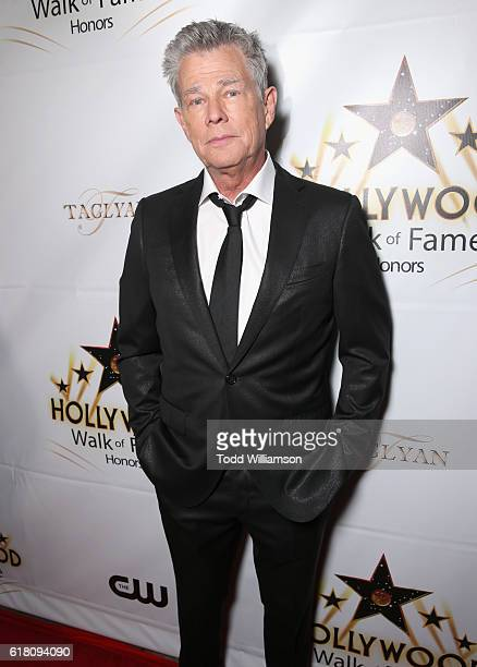 Musician/record producer David Foster attends the Hollywood Walk of Fame Honors at Taglyan Complex on October 25 2016 in Los Angeles California