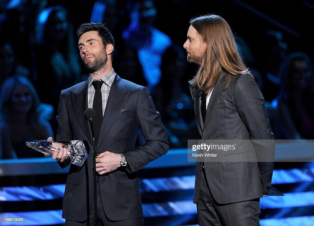 39th Annual People's Choice Awards - Show : News Photo