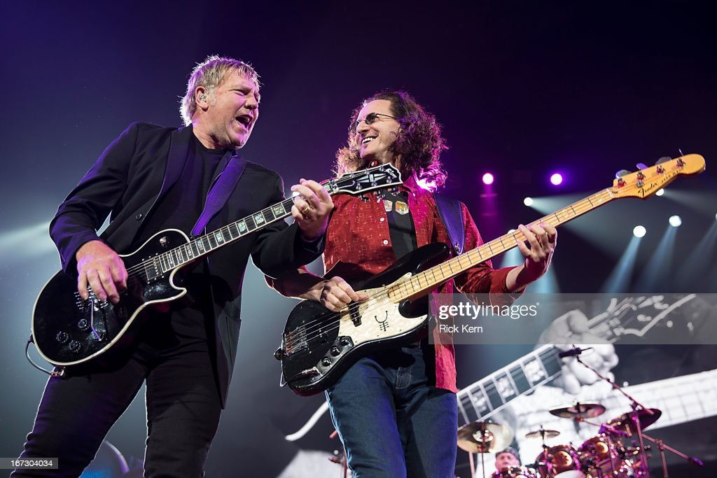 Rush In Concert - Austin, TX