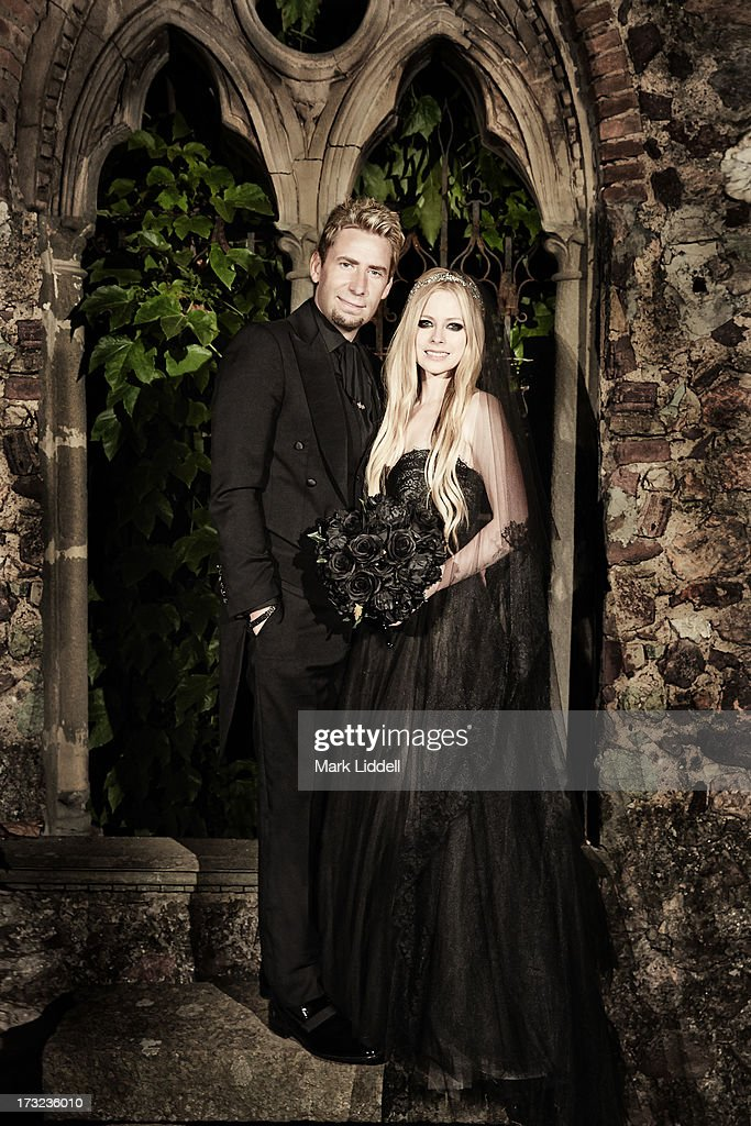 Avril Lavigne and Chad Kroeger, People Magazine, July 8, 2013