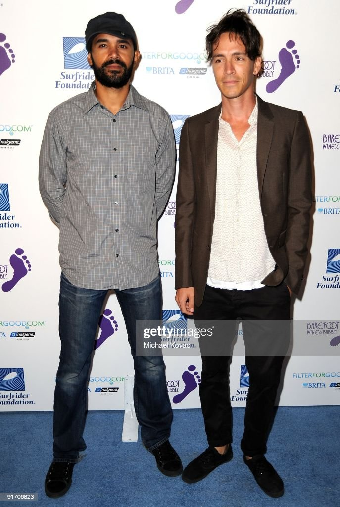 The Surfrider Foundation's 25th Anniversary Gala - Arrivals