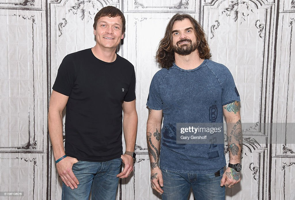 "AOL Build Speaker Series - 3 Doors Down, ""Us And The Night"""