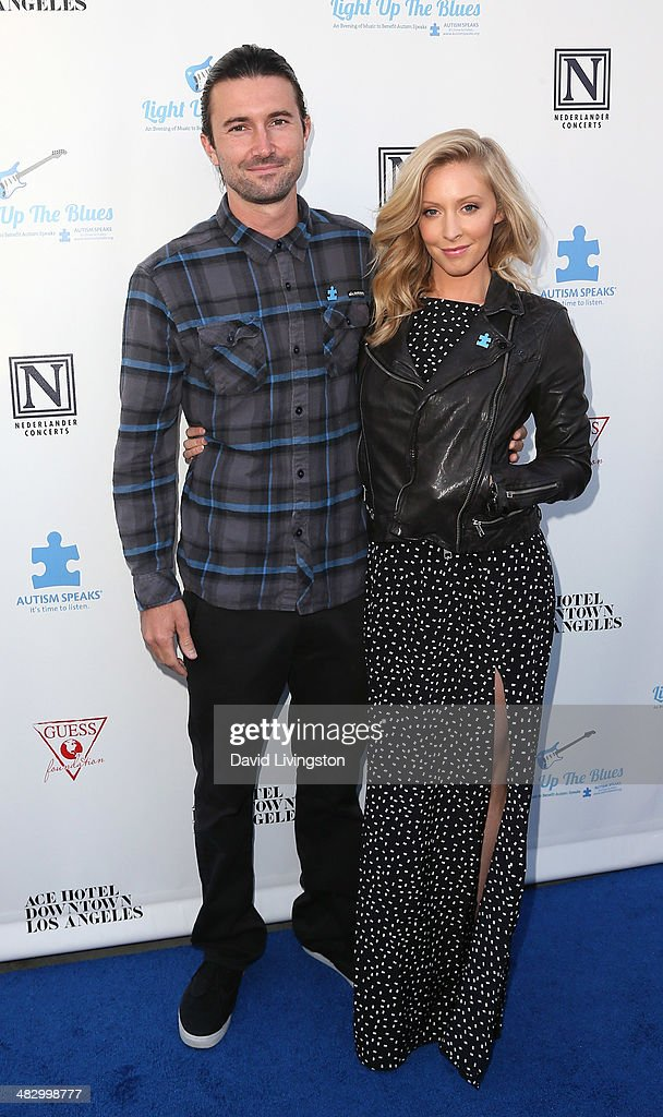 2nd Light Up The Blues Concert - An Evening Of Music To Benefit Autism Speaks - Arrivals