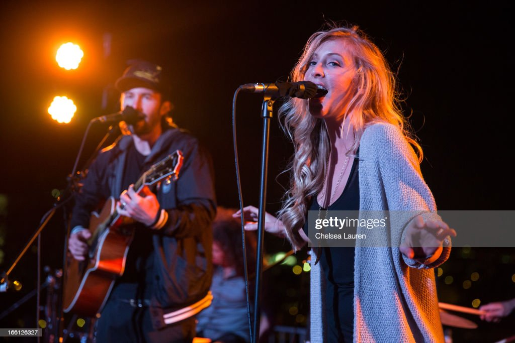 "Brandon And Leah Album Release Party For ""Cronies"""