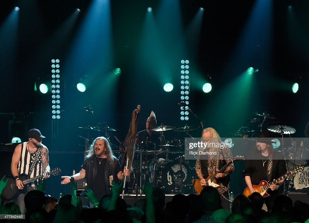 """Lynyrd Skynyrd And Brantley Gilbert Perform For An Upcoming Episode Of """"CMT Crossroads"""" Premiering June 27 On CMT"""