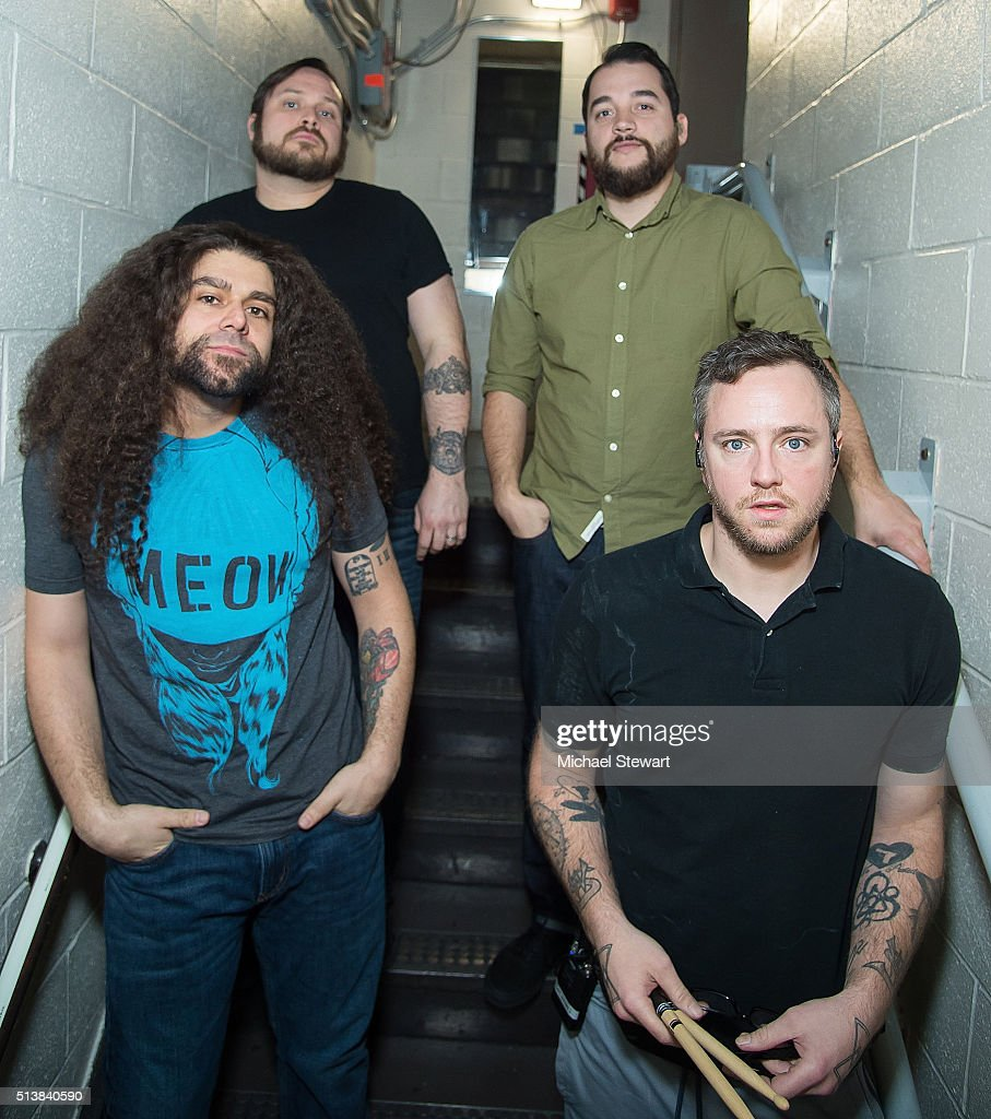 Coheed & Cambria In Concert - New York, NY