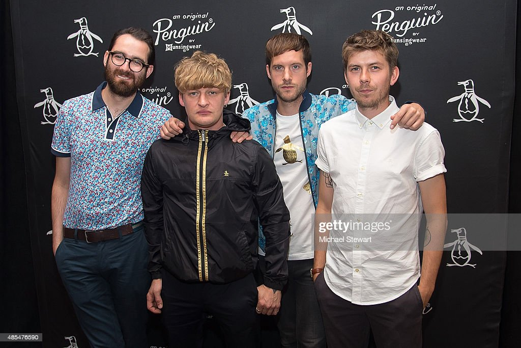 Original Penguin 60th Anniversary Party : News Photo