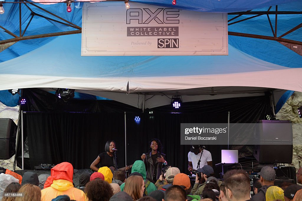 AXE White Label Collective At SXSW