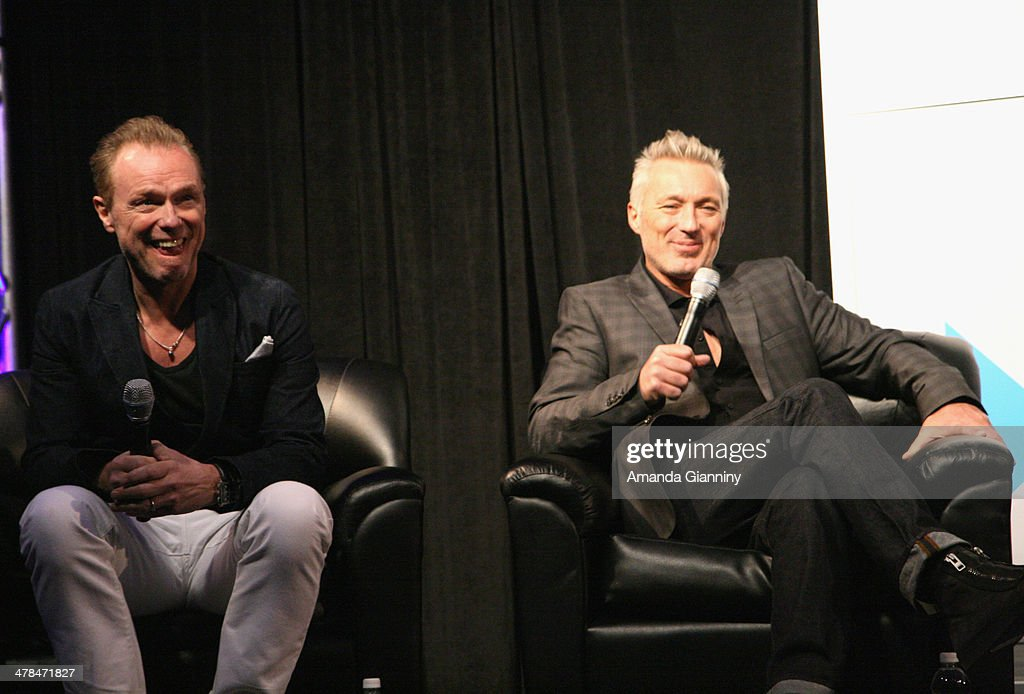 SXSW Interview: Spandau Ballet - 2014 SXSW Music, Film + Interactive : News Photo