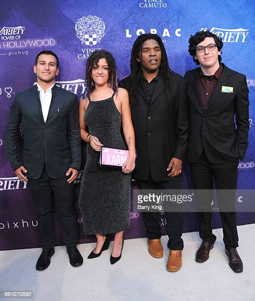 Musicians Hennessy attend Variety's Power of Young Hollywood event presented by Pixhug with platinum sponsor Vince Camuto at NeueHouse Hollywood on...