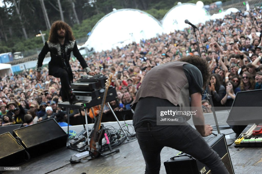 2010 Outside Lands Music And Arts Festival - Day 1 - Wolfmother
