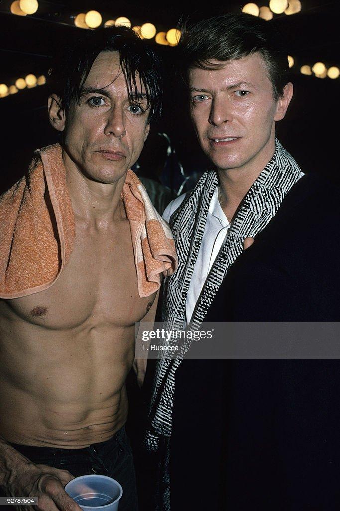 Pop & Bowie Backstage : Photo d'actualité
