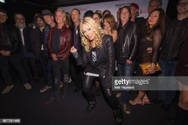 Musicians including Nancy Wilson of Heart Guitarist Mike McCready of Pearl Jam Duff McKagan of Guns and Roses Mike Ness of Social Distortion and Chad...