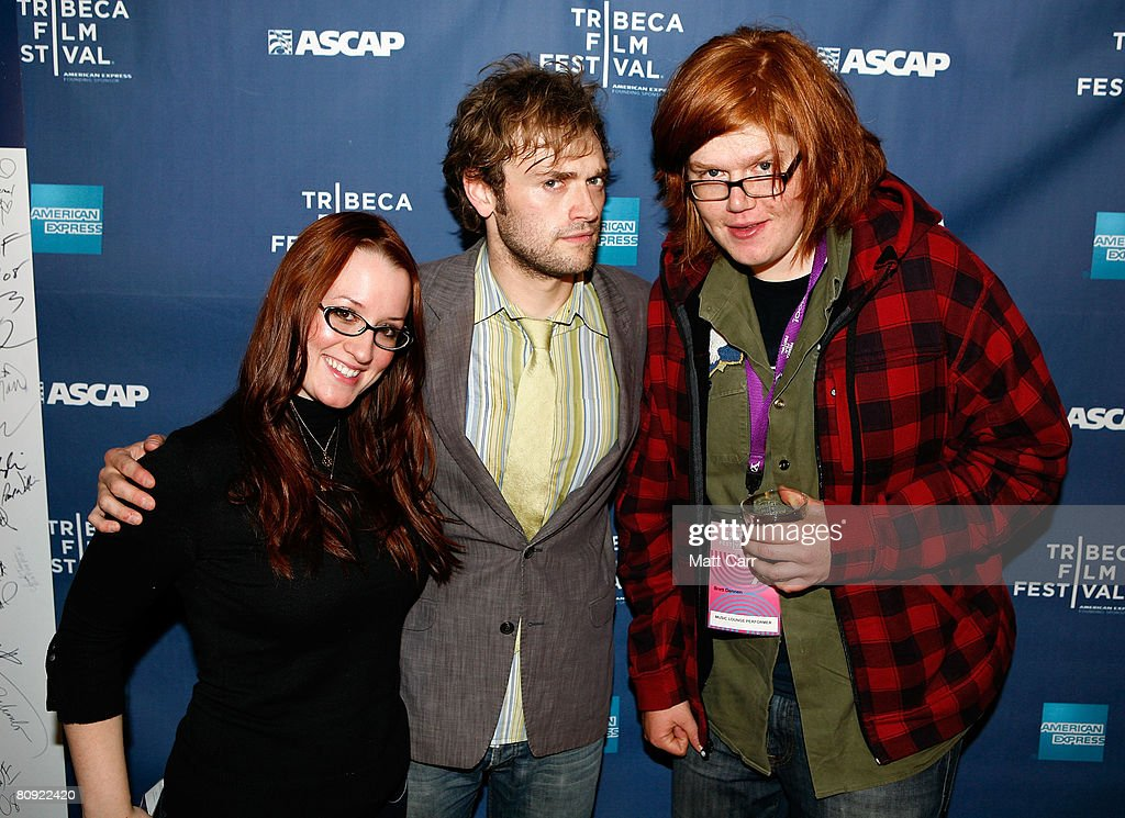 Tribeca ASCAP Music Lounge At The 2008 Tribeca Film Festival - Day 1 : Nachrichtenfoto