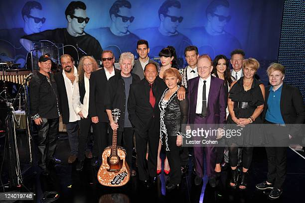 Musicians James Burton Raul Malo Waddy Wachtel Boz Scaggs Graham Nash Gabe Saporta Paul Anka Victoria Asher Maria Elena Holly Chris Isaak...