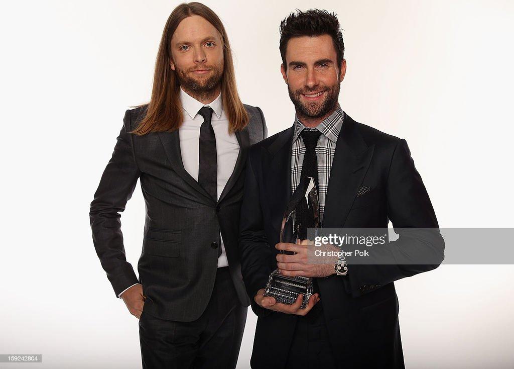 39th Annual People's Choice Awards - Portraits : News Photo