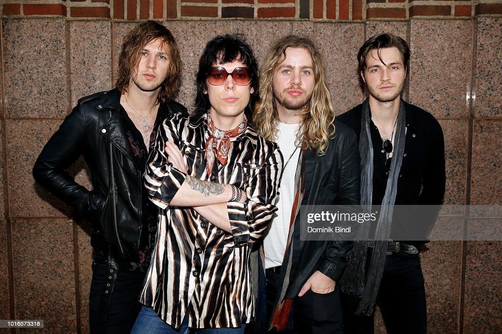 "The Struts Visit ""The Elvis Duran Z100 Morning Show"""