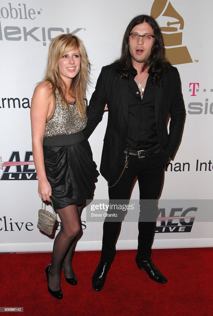 51st Annual GRAMMY Awards - Salute To Icons: Clive Davis - Arrivals