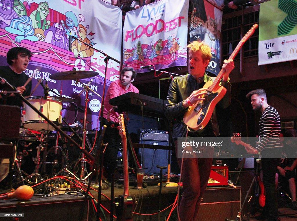 FLOODfest - 2015 SXSW Music, Film + Interactive Festival : News Photo