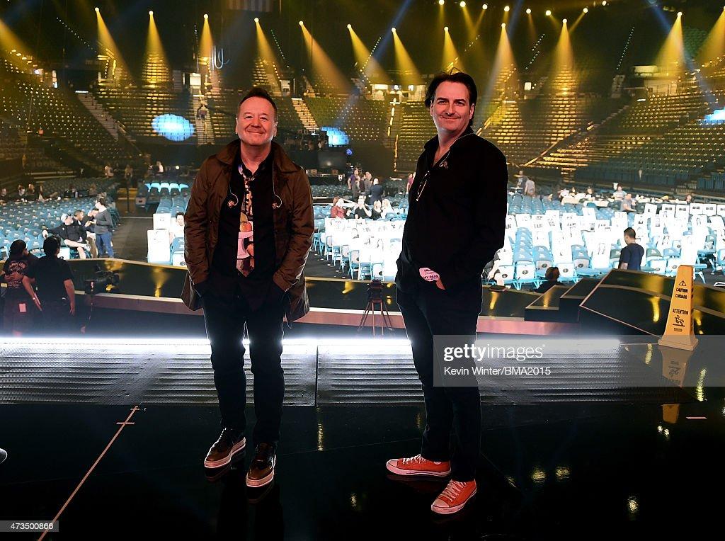 2015 Billboard Music Awards - Rehearsals : ニュース写真