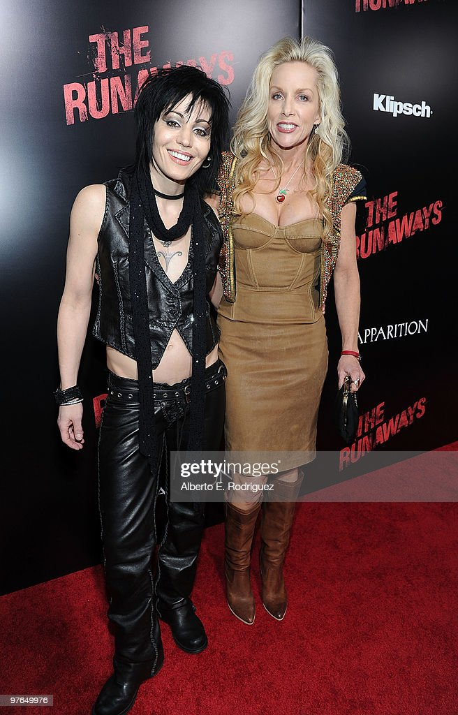 """Premiere Of Apparition's """"The Runaways"""" - Arrivals"""