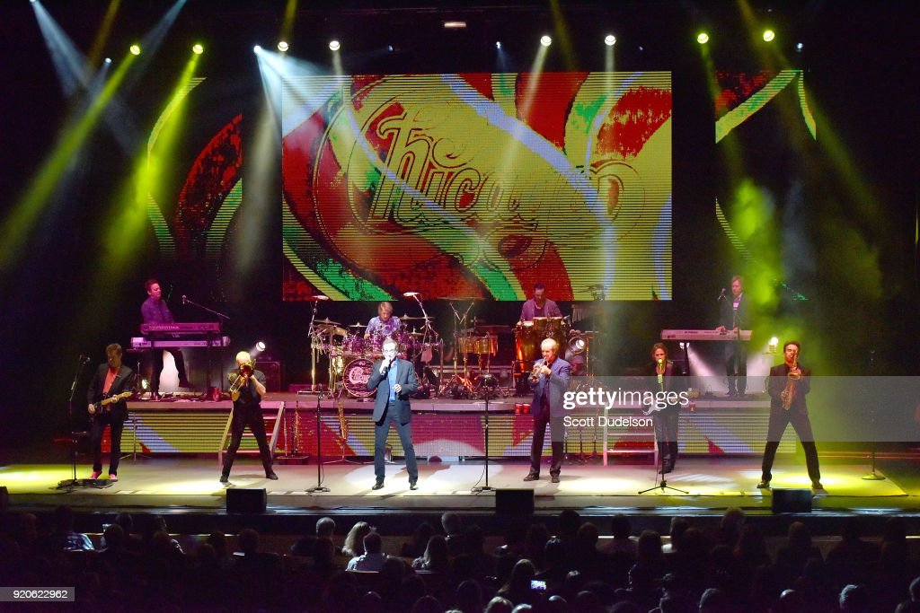 Chicago Performs At Thousand Oaks Civic Arts Plaza : ニュース写真