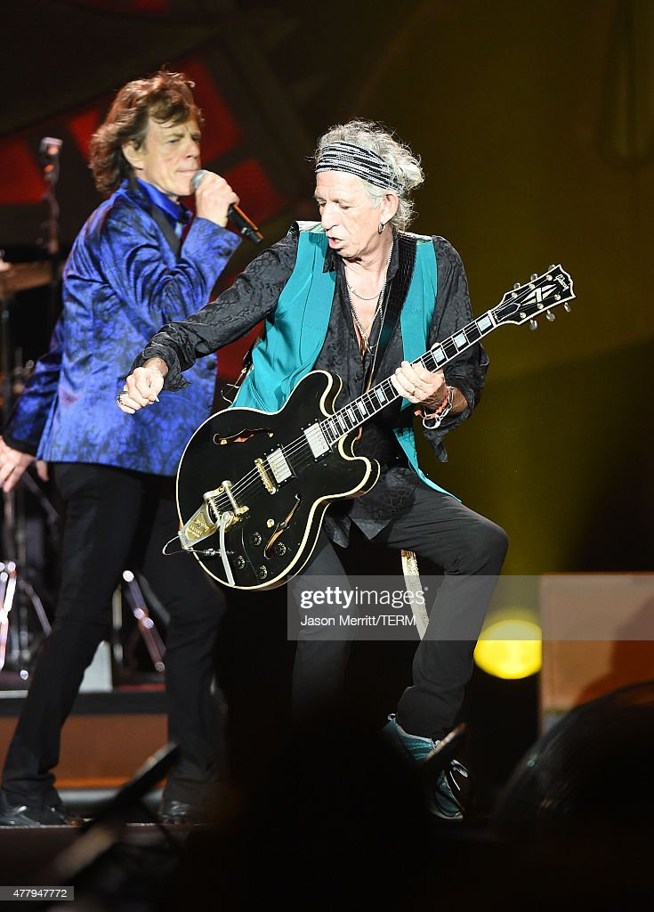 The Rolling Stones North American 'ZIP CODE' Tour - Pittsburgh : News Photo