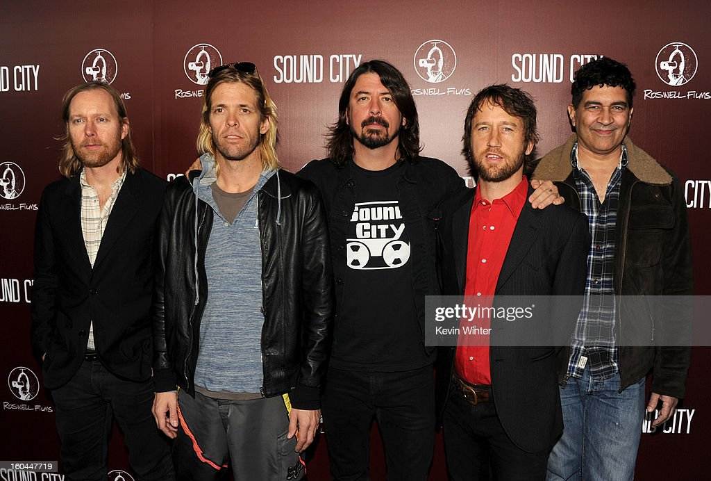 "Premiere Of ""Sound City"" - Red Carpet"