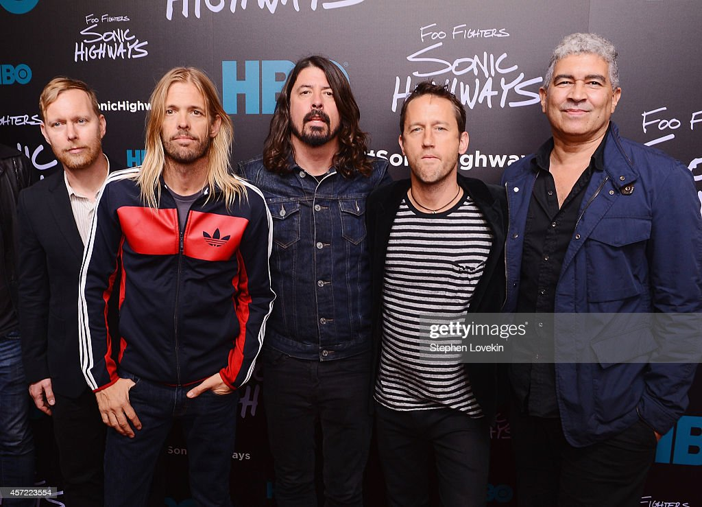 """Foo Fighters: Sonic Highways"" New York Premiere"