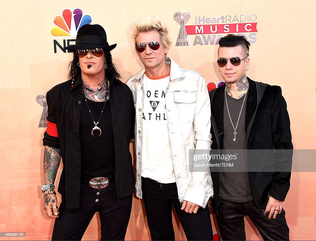 2015 iHeartRadio Music Awards On NBC - Arrivals : News Photo