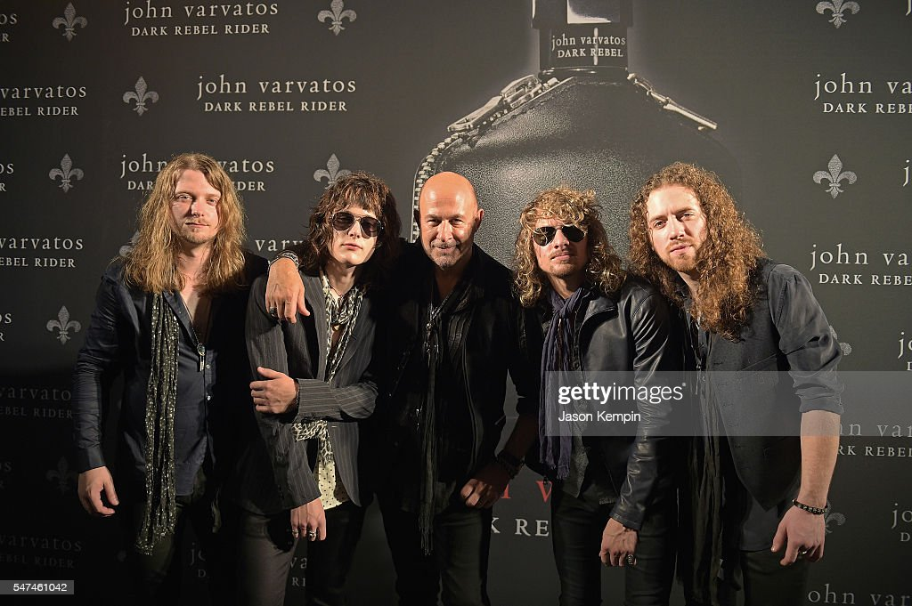 NY: John Varvatos Spring/Summer 2017 Fashion Show After Party Celebrating The Launch Of Dark Rebel Rider Featuring Tyler Bryant & The Shakedown