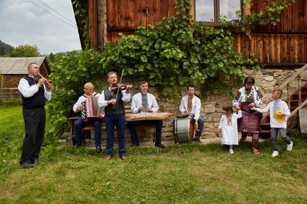 UKR: Ukraine's Hutsul Carpathian Mountain Community