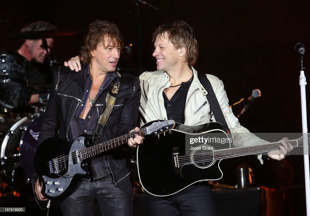 MasterCard Priceless Los Angeles Presents GRAMMY Artists Revealed Featuring Bon Jovi