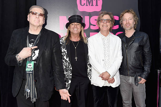 cheap trick at msg pictures getty images