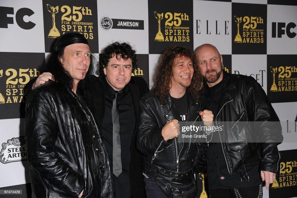 2010 Film Independent's Spirit Awards - Arrivals
