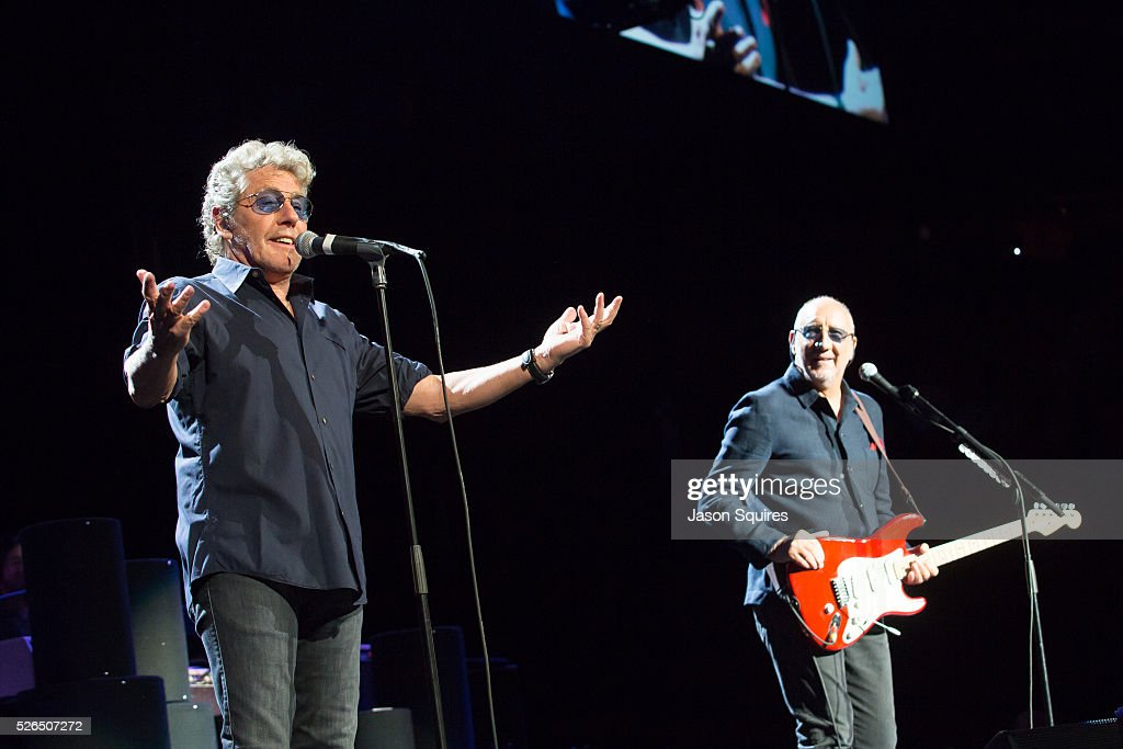 The Who In Concert - Kansas City, MO : News Photo